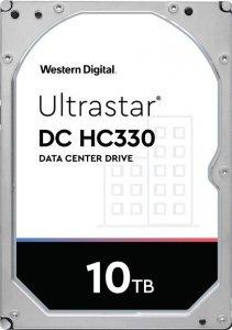 Dysk serwerowy HDD Western Digital Ultrastar DC HC330 WUS721010AL5204 (10 TB; 3.5; SAS)