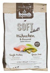 Bosch 70030 PLUS KURCZAK&BANAN 2,5 KG
