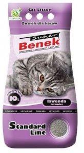 Super Benek Standard Lawenda 10L Active