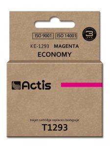 Tusz ACTIS KE-1293 (zamiennik Epson T1293; Standard; 15 ml; czerwony)