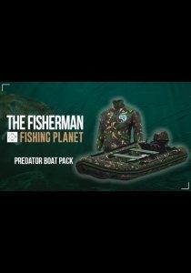 Gra Mac OSX, PC The Fisherman - Fishing Planet: Predator Boat Pack (wersja cyfrowa; DE, ENG, PL - kinowa; od 3 lat)