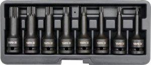 Zestaw kluczy udarowych trzpieniowych YATO YT-1069 (8)