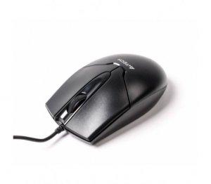 Mysz A4 TECH OP-550NU V-Track A4TMYS43987 (optyczna; 1000 DPI; kolor czarny)