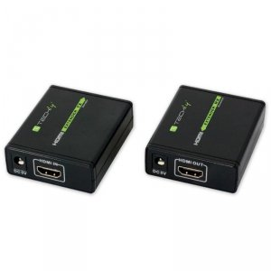 TECHLY EXTENDER HDMI HD 3D PO RJ45 DO 60M IDATA EXT-E70