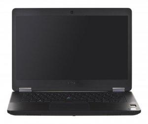 DELL LATITUDE E5470 i5-6300U 8GB 240GB SSD 14 HD Win10pro + zasilacz UŻYWANY