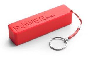 PowerBank EXTREME Extreme Quark XMP101R (2000mAh; USB 2.0; kolor czerwony)