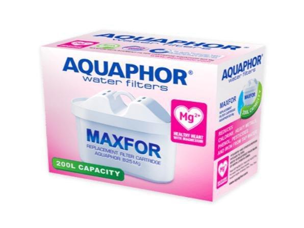 Wkład do dzbanka AQUAPHOR B100-25 Maxfor Mg+