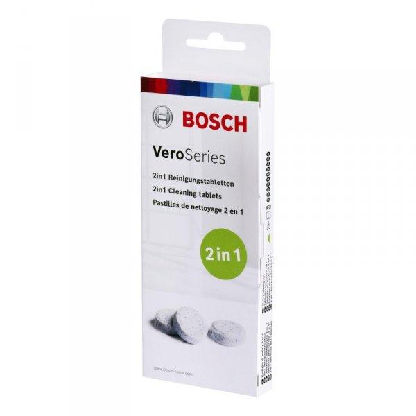 Tabletki do odkamieniania BOSCH TCZ 8001A