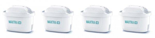 Brita Maxtra+ Pure Performance 4x Filtr wody ręczny Biały