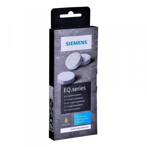 Tabletki do czyszczenia ekspresów SIEMENS TZ 80001B