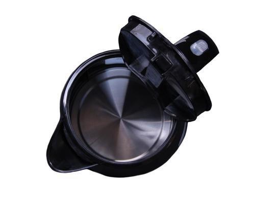 Camry CR 1255b czajnik elektryczny 1,7 L Czarny 2200 W