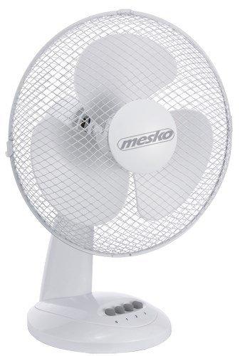 Mesko MS 7309 wiatrak domowy Biały