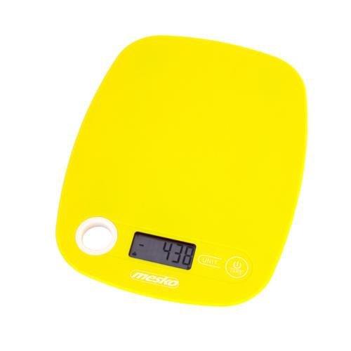 Waga kuchenna Adler MESKO MS 3159y (kolor żółty)