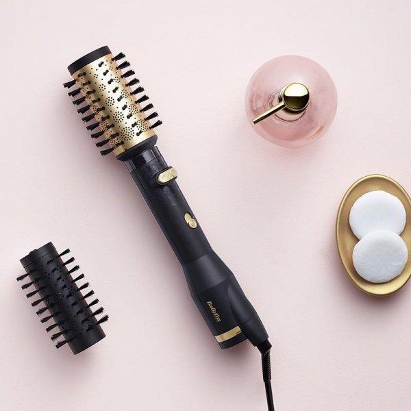 Suszarka do włosów Babyliss AS510E (650W; kolor czarny)