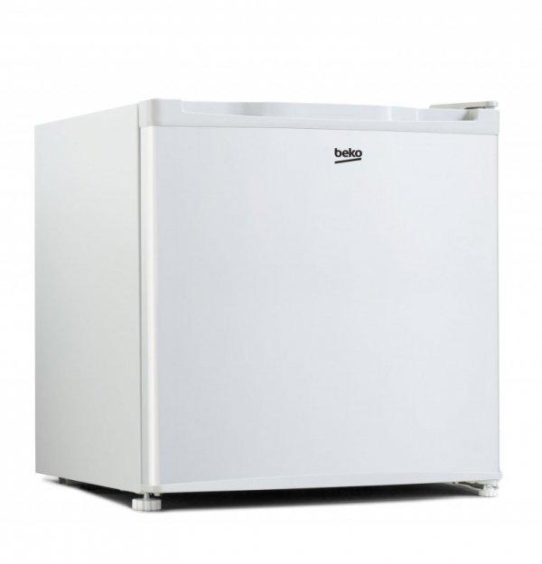 Chłodziarka minibar Beko BK07725 (470mm x 500mm x 450 mm; 40l; Klasa A+; kolor biały)