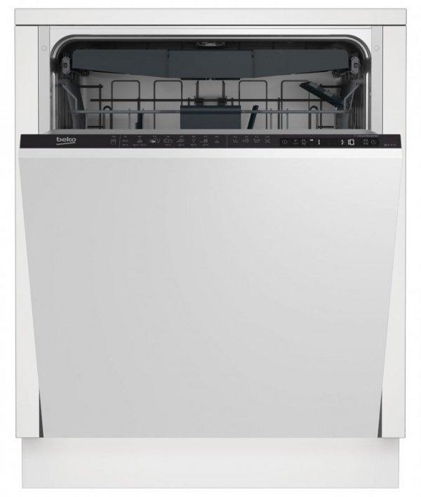 Zmywarka Beko DIN28430 (szer. 59.8cm; Panel zamknięty)