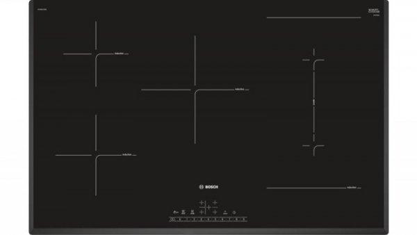 Płyta indukcyjna BOSCH PVW 851FB5E (5 pól grzejnych; kolor czarny)
