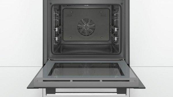 Bosch Serie 4 HBA334YB0 piekarnik Kuchenka elektryczna 71 l Czarny A