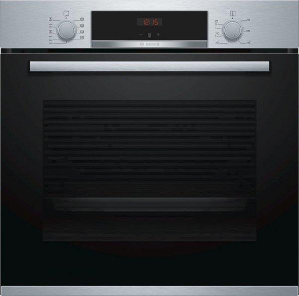 Piekarnik elektryczny BOSCH HBA534ES0 (Elektroniczne / sensorowe; Inox)
