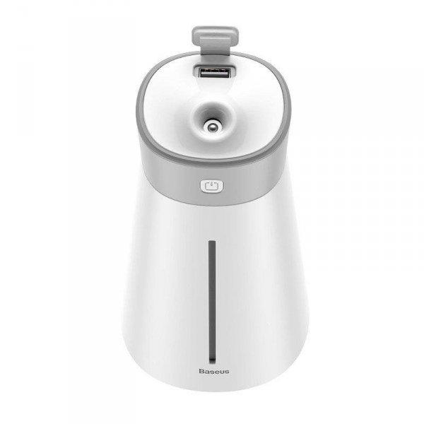 Nawilżacz powietrza Baseus Slim Waist Humidifier (biały) + akcesoria