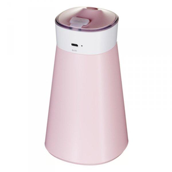 Baseus Slim Waist nawilżacz powietrza 0,38 L Różowy