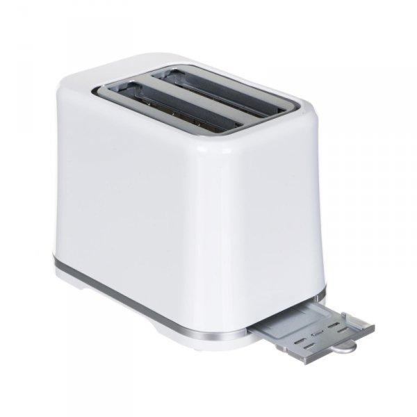Toster Clatronic KA 3554 (870W/biały)