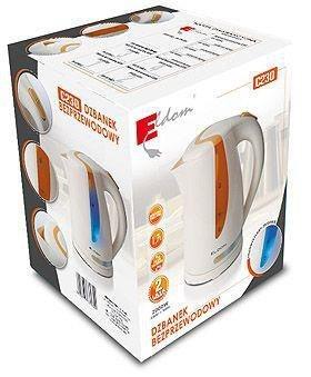 Czajnik elektryczny ELDOM C230 (2000W 1.7l; kolor biały)