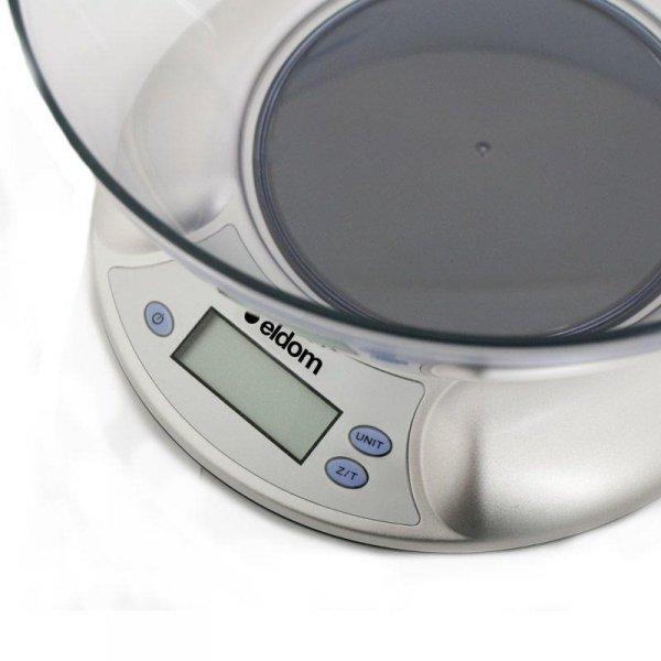 Waga kuchenna ELDOM EK3130 (kolor srebrny)