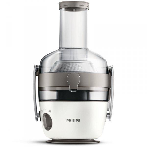 Philips Avance Collection Sokowirówka QuickClean 1000 W z bardzo dużym otworem na produkty