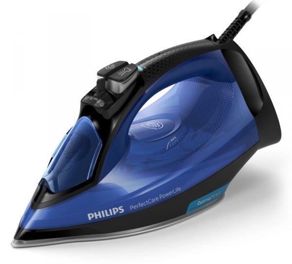 Philips PerfectCare Żelazko parowe — 2500 W, ciągły strumień pary 45 g/min