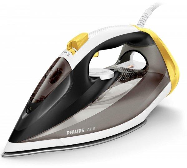 Philips Azur Żelazko parowe z ciągłym strumieniem pary 50 g/min