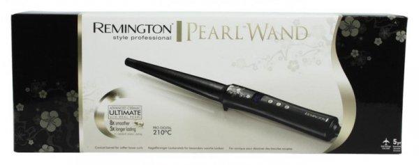 Lokówka do włosów REMINGTON CI95 (42W; kolor czarny)