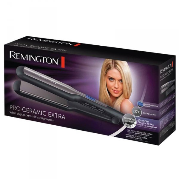 Remington S5525 Prostownica Ciepły Czarny