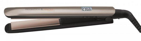 Remington S8540 urządzenie do stylizacji włosów Prostownica Ciepły Czarny, Brąz 1,8 m