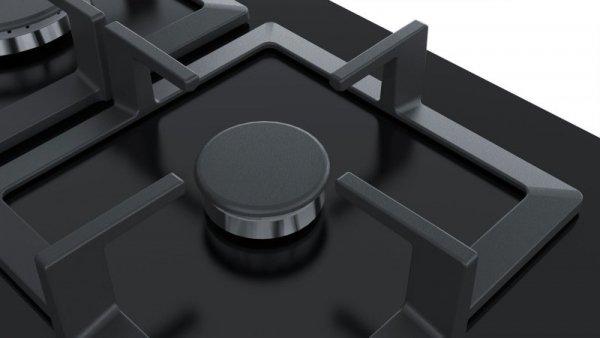 Płyta gazowa Siemens EP 6A6PB20 EP 6A6PB20 (4 pola grzejne; czarny)