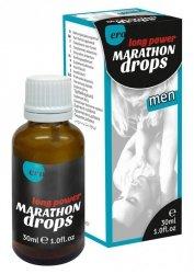 Żel/sprej-Ero Marathon Men Drops 30 ml