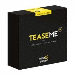 Gra erotyczna z akcesoriami - TEASEME Time to Play, Time to Tease