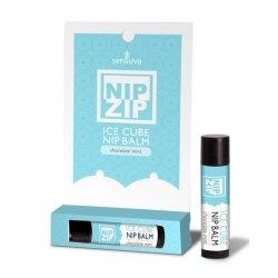 Balsam do sutek - Sensuva Nip Zip Chocolate Mint