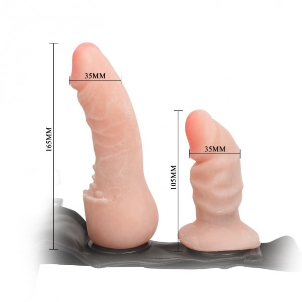 BAILE - Strap-on FEMALE HARNESS ULTRA