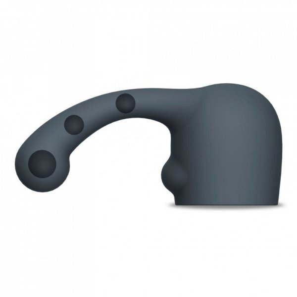 Nasadka na masażer - Le Wand Curve Weighted Silicone Attachment