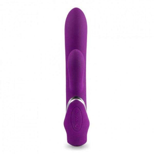 Wirbator i masturbator - LoversPremium Venus & Vulcan Couples Set Purple & Black