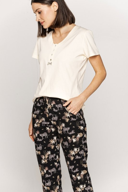 Piżama Cana 554 kr/r S-XL
