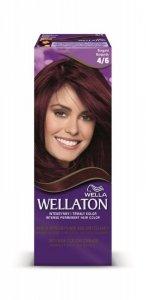 Wella Wellaton Krem intensywnie koloryzujący nr 4/6 Burgund  1op.