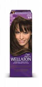 Wella Wellaton Krem intensywnie koloryzujący nr 5/0 Jasny Brąz  1op.