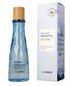 The SAEM Iceland Hydrating Tonik do twarzy nawilżający  160ml