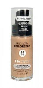 Revlon Colorstay 24H Podkład kryjący nr 250 Fresh Beige - cera normalna i sucha 30ml