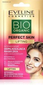 Eveline Bio Organic Perfect Skin Intensywnie Odmładzająca Maseczka z bio bakuchiolem 8ml