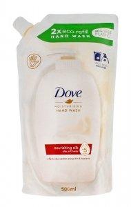 Dove Supreme Fine Silk Mydło w płynie zapas