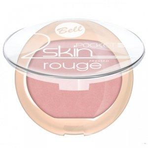 Bell Róż do policzków 2 Skin Pocket Rouge nr 053  4.5g