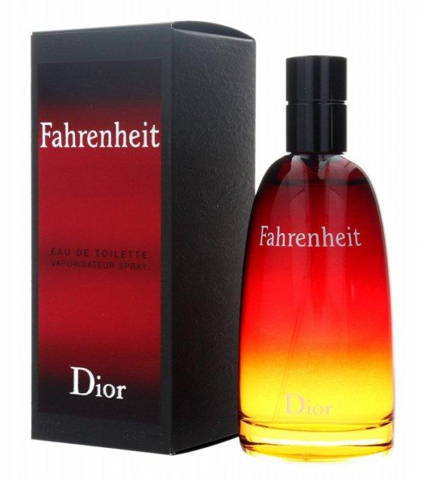 Christian Dior Fahrenheit Woda toaletowa 50ml